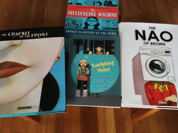 Graphic Novels I've Been Reading