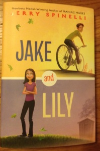 Jake and Lily, cover