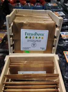 FreshPaper at WholeFoods