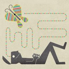 BoredAndBrilliantSquares_recliningMan_1